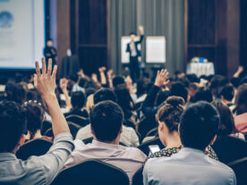 FGS: Mitwirkung an Tagungen und Fachveranstaltungen